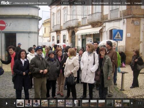 Viaje cultural y literario a Silves