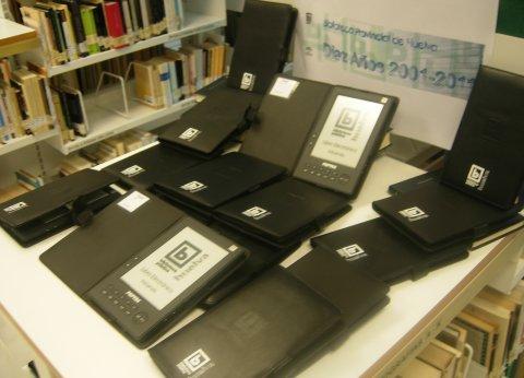 Papyres en la Biblioteca Provincial de Huelva