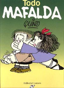 Todo Mafalda   La mar de libros