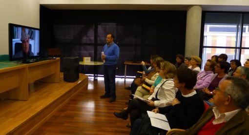 Videoconferencia con Juan Cobos