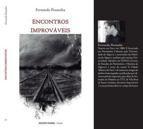 Encontros improvaveis de Fernando Pesanha