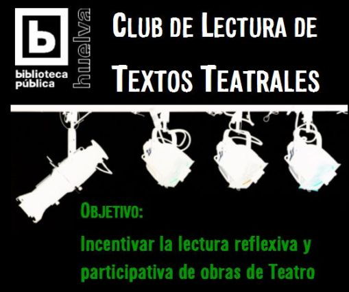Club lectura Textos Teatrales