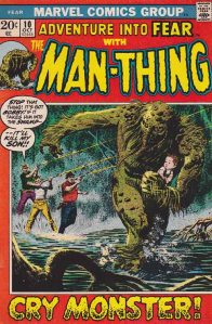 Adventure into Fear With The ManThing  10
