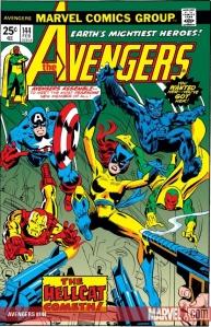 avengers hellcat