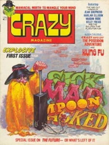 Crazy_Magazine,_first_issue