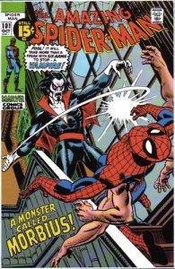 spiderman morbius