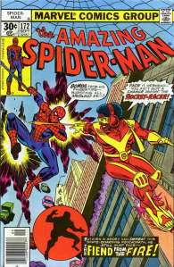 amazing spiderman 172