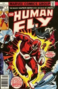 human fly portada