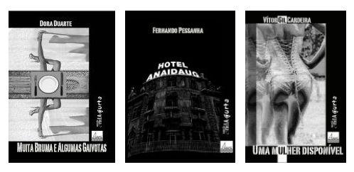 Colecção Onda Curta (4Águas Editora)