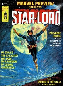 starlord Marvel_Preview_Vol_1_4