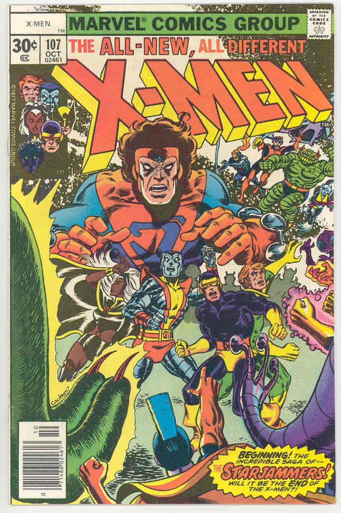 [Debate] ¿Qué comics salieron en el mes que naciste? X-men_vol_1_107