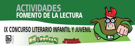 IX Concurso Literario Infantil