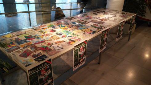 Exposición Mail Art homenaje José Saramago