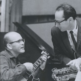 Paul Desmond y Jim Hall